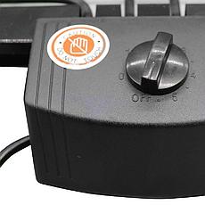Электрогриль Стейк Барбекю Гриль WY-006 2000 Ват, электрический гриль BBQ, шашлычница, фото 3