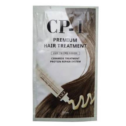 Протеиновая маска для восстановления волос ESTHETIC HOUSE CP-1 Premium Hair Treatment 12,5ml, фото 2