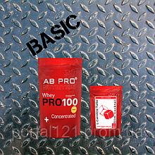 Комплект Жиросжигание (рельєф) BASIC (протеїн, жіросжігателя)