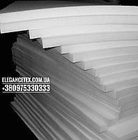 Поролон мебельный листовой 1,60м*2м. Толщина 6 см