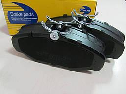 Колодки тормозные передние Renault Trafic Opel Vivaro COMLINE