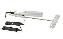 Нож для вырезки стекла с лезвиями GEKO G02701