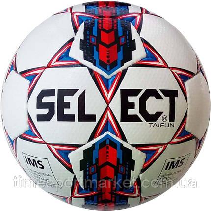 Мяч футбольный (ORIGINAL) SELECT Taifun 017 pазмер 5, фото 2