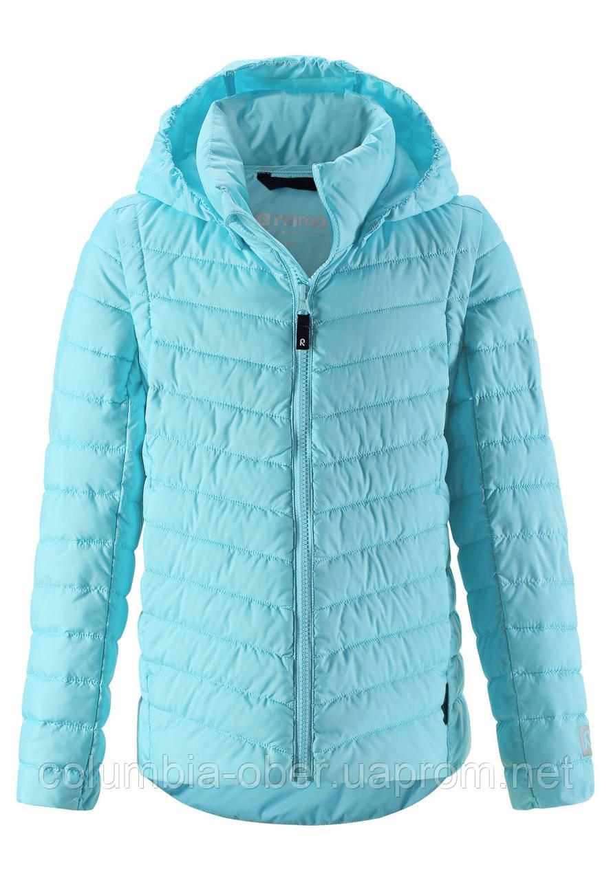 Демисезонная куртка - жилетка для девочки Reima 531440-7150. Размеры 104 - 164.