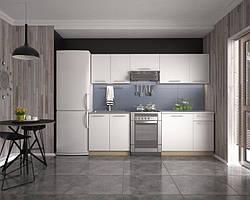Кухня DARIA 240 белый/дуб сонома Halmar