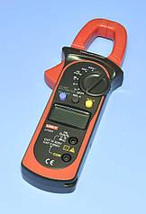 Мультиметр цифровой UNI-T (токовые клещи)  UT203  AC/DC (400А)  12-1733