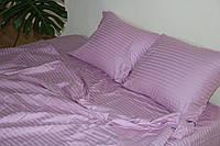 Двуспальный комплект постельного (САТИН-СТРАЙП, 100% хлопок)