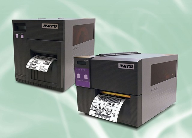 Принтер штрих-кода Sato CL408e/CL412e