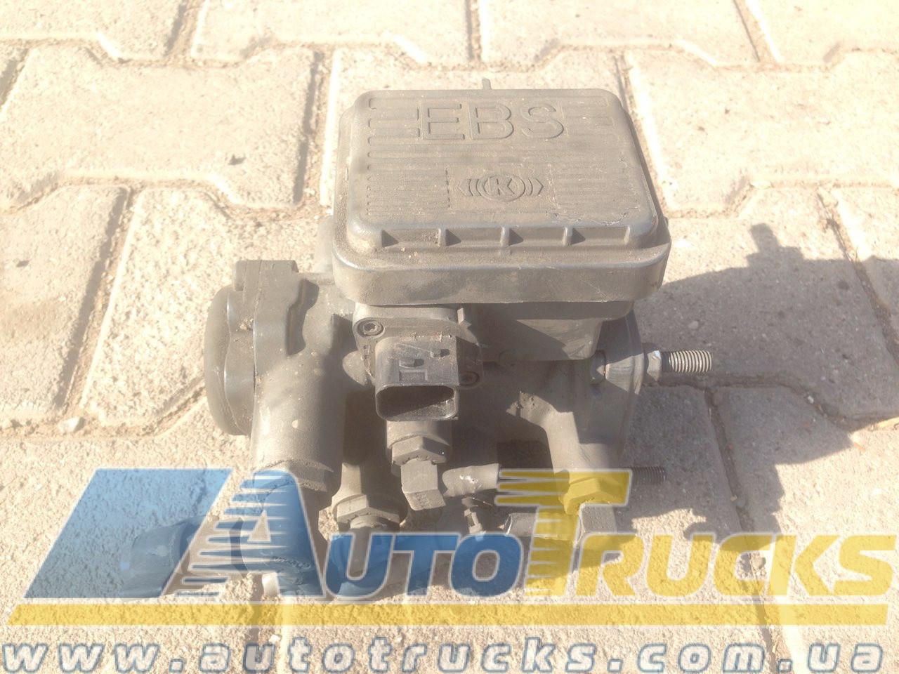 Кран EBS MB ACTROS MP4 Б/у для Mercedes-Benz Actros (K000920; 0014311013; 0014311002)