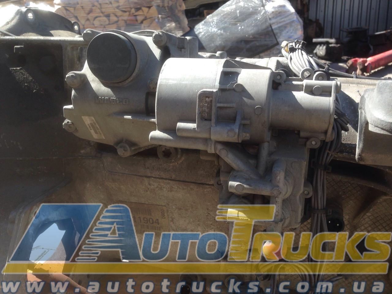 Блок управления переключателем передач G211-12 KL Б/у для Mercedes-Benz Axor (0032602163; 0032602001; 4213500850)