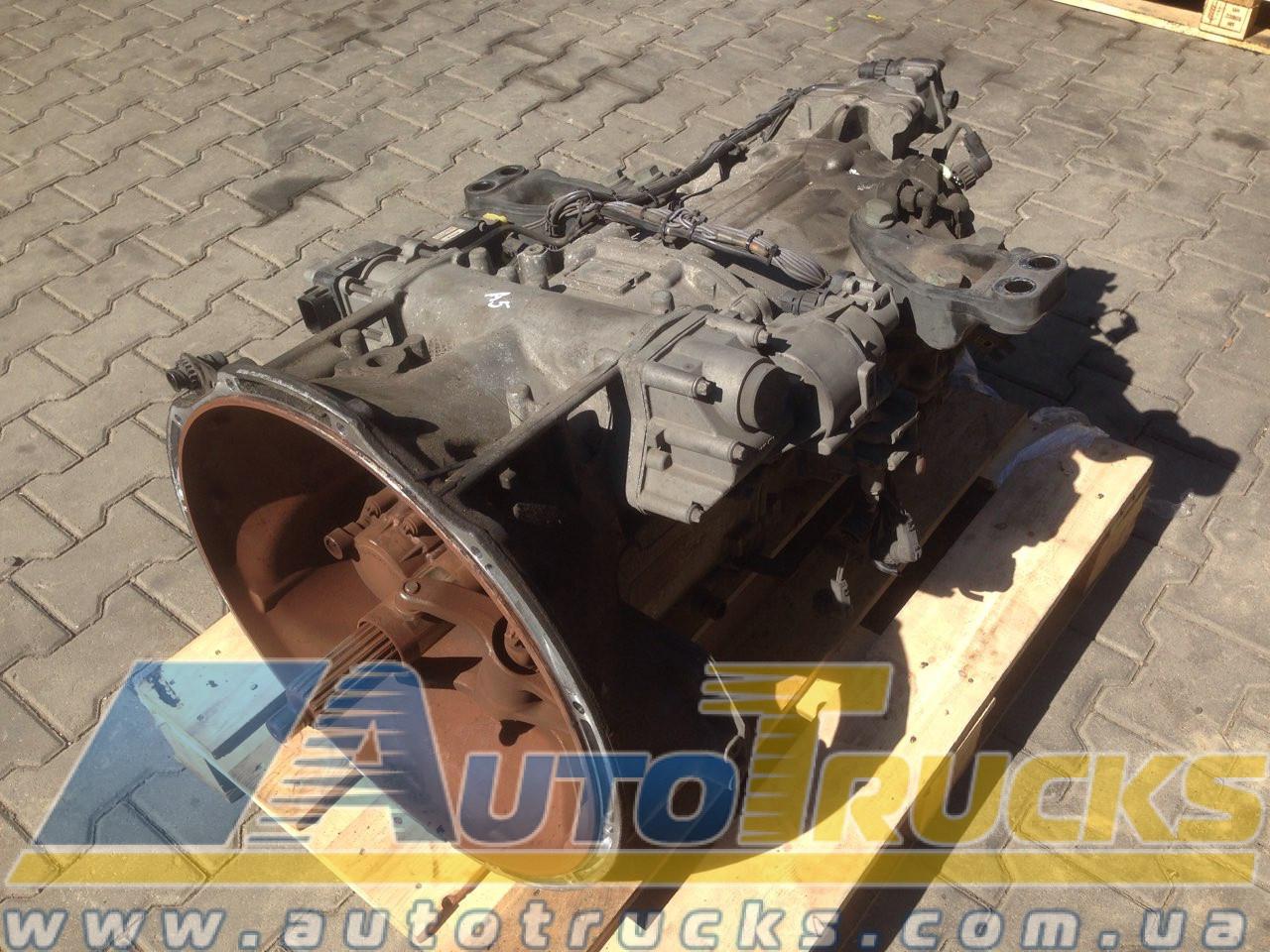 КПП механическая G211-12 KL Б/у для Mercedes-Benz Axor (0012603600)