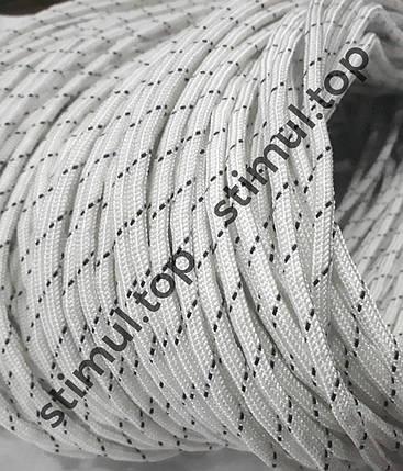 Веревка полиамидная плетеная Ø 17 мм х 100 м ➜ мотузка капронова статична ➜ Шнур хозяйственный ГродноХим, фото 2