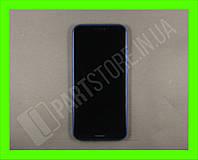 Дисплей Huawei P20 Lite Blue (02351XUA) сервисный оригинал в сборе с рамкой, акб и датчиками