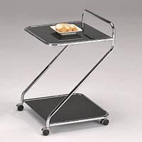 Столик сервировочный Onder Metal SC-5103 Черный