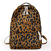 Рюкзак леопардовий принт, фото 6