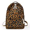 Рюкзак леопардовый принт, фото 6
