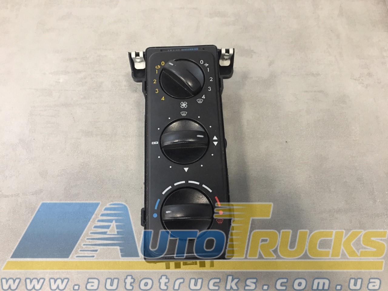 Блок управління пічкою, кондиціонером Б/у для Mercedes-Benz Axor (9408200097)