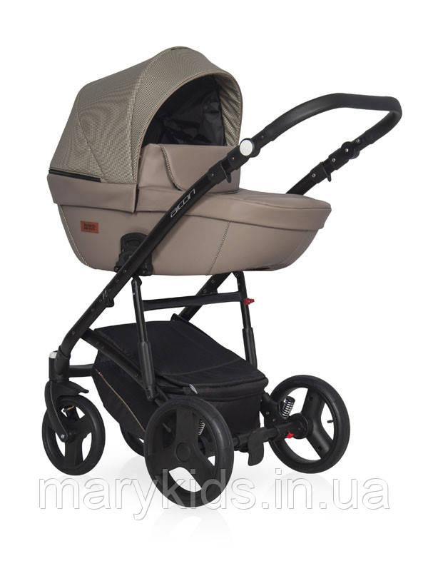 Детская универсальная коляска 2 в 1 Riko Aicon Pro 03