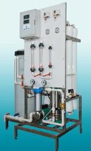 Промышленная система обратного осмоса УОФ-400, производительностью до 400л/час