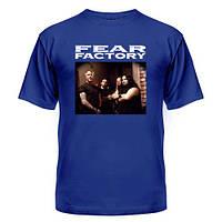 Футболка Fear Factory, фото 1