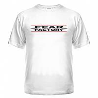 Майка лого Fear Factory, фото 1