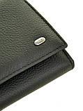 Кошелек Classic кожа DR. BOND W807 black, фото 2
