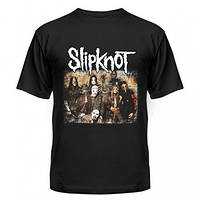 Футболка Slipknot группа