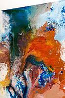 """Интерьерная картина """"Kepler"""" 130x70 см холст акрил"""