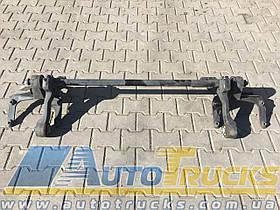 Стабилизатор кабины MB ACTROS MP4 Б/у для Mercedes Actros (9603101039; 9603102360; 9613102858; 9603102460; 9613102958)