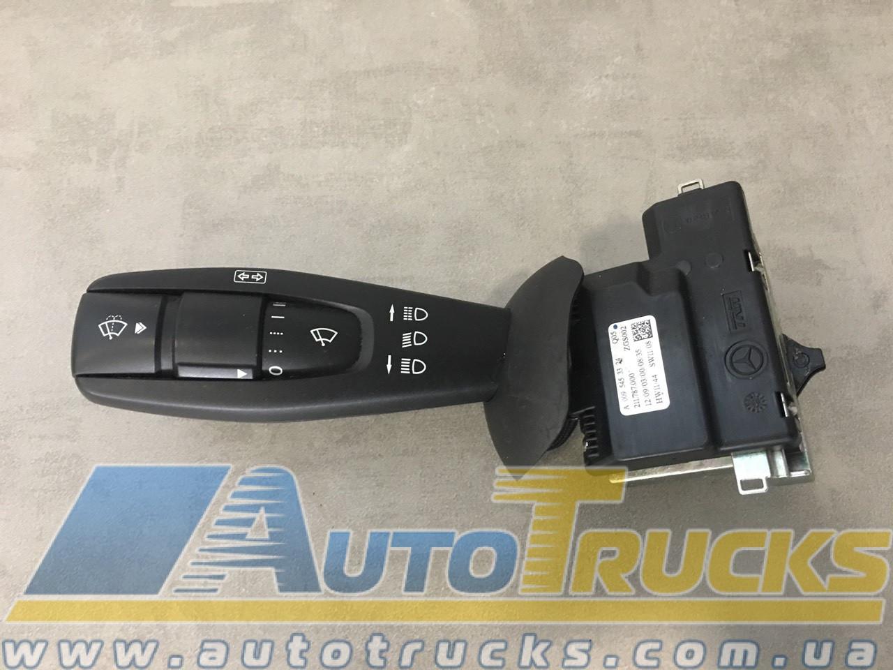 Переключатель дворников поворотов Б/у для Mercedes Actros (0095453324)