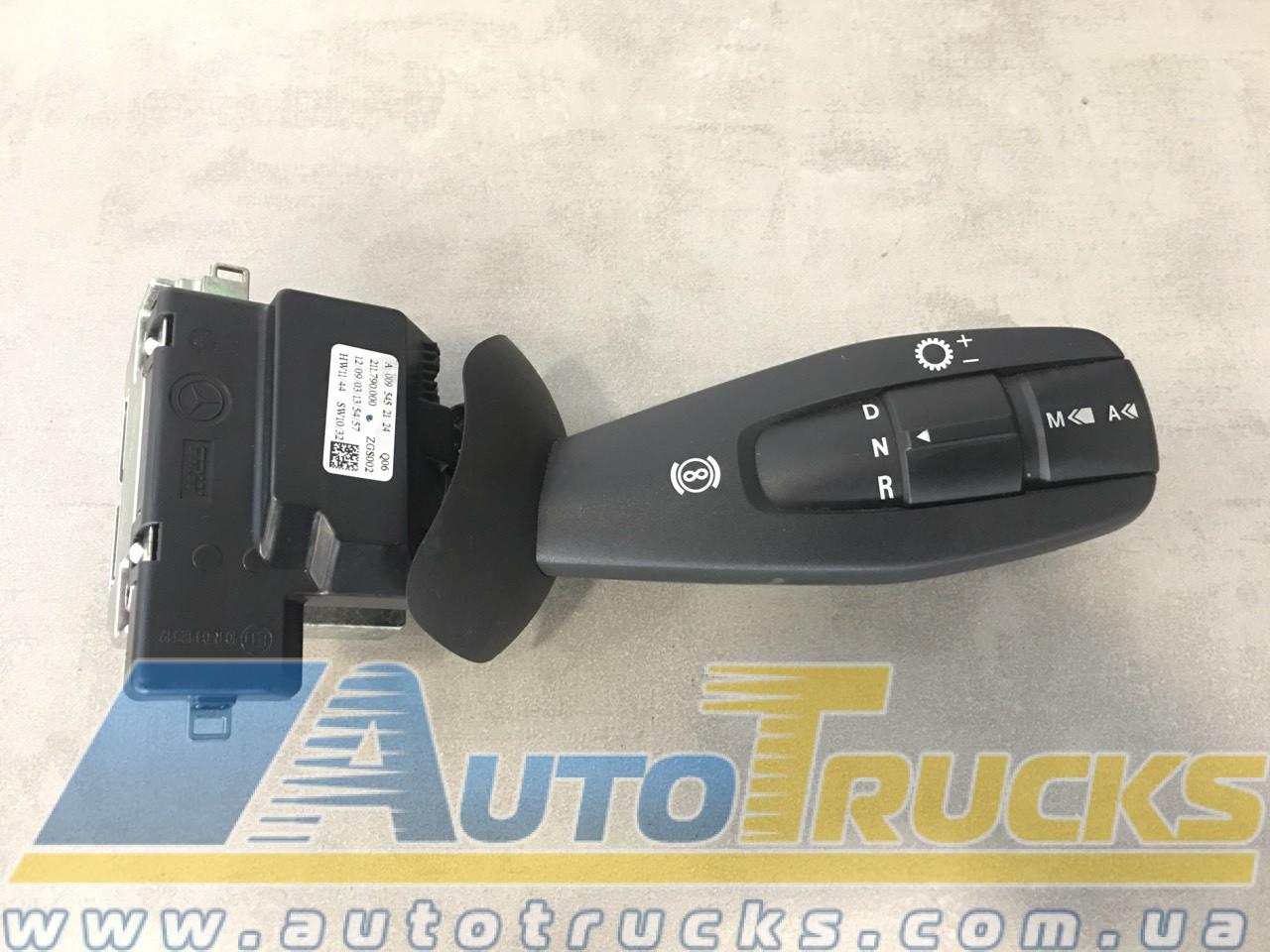 Рычаг переключения передач, джойстик MB ACTROS MP4 Б/у для Mercedes-Benz Actros (0095452124)