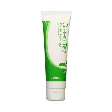 Пилинг скатка с зеленым чаем Sidmool Green Tea Pure Skin Peeling, 120 мл., фото 2