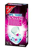 Таблетки для чистки унітаза Gut & Gunstig Power Wc-Tabs 16 шт.
