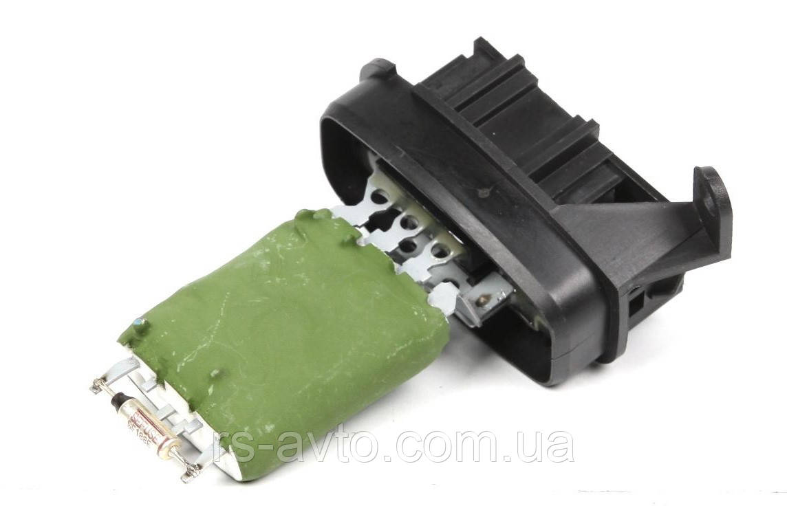 Реостат печки VW LT 28-35, MB Sprinter TDI (7 выходов)