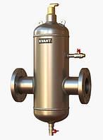 Сепаратор воздуха TF.SS нержавеющая сталь KVANT DisAir