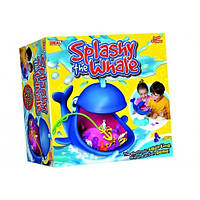 Настольная игра рыбалка Брызгающий Кит (Splashy the Whale)
