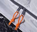 Двомісна Палатка туристична КЕМПІНГ Airy 2 (200х145х120см), фото 6
