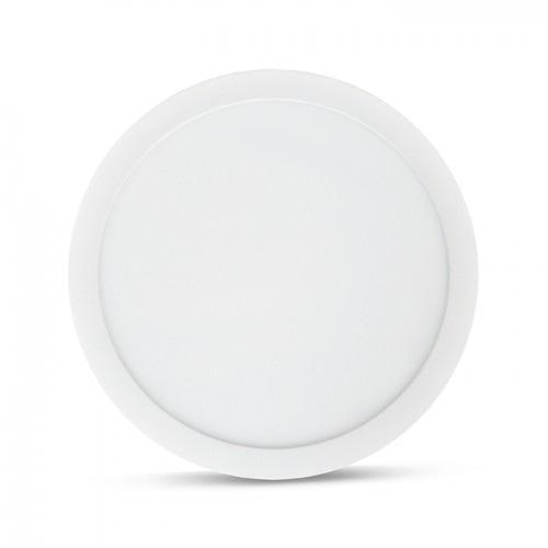 Светодиодный светильник Feron AL510 20W круг белый 1200Lm 4000K 220*18mm OL