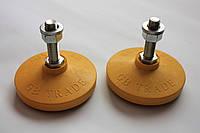 Виброопора (виброопоры) для молотов, прессов и гильотин ОВ-31МП М24-М30 Patent №15&16 GB Pro Special