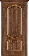 Межкомнатные двери Terminus серия Caro модель 41 Глухие, Фрезеровка, Орех американский