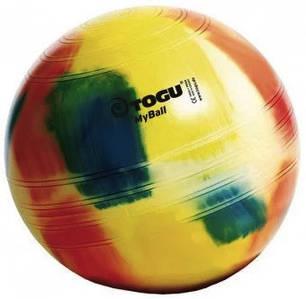 Мяч для фитнеса Togu 65 см до 500 кг нагрузка