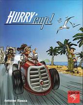 Настольная игра Hurry Cup (Ралли чемпионов)