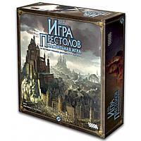 Настольная игра второе издание Игра Престолов Hobby World 1015