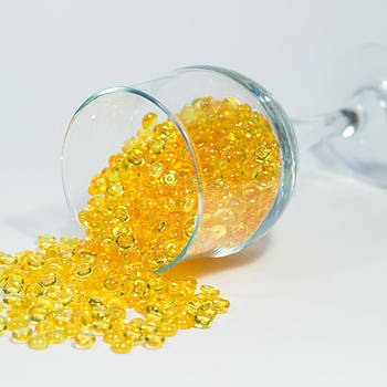 Фишболы (FishBowl), желтые от 25 грамм