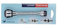 Приспособление для экономии воды со стальным шлангом Tescoma Presto 111005