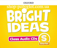 Аудио диск Bright Ideas Starter Class Audio CDs
