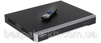 16-канальный 4K IP видеорегистратор c PoE Hikvision DS-7616NI-I2/16P