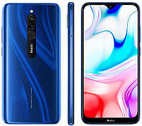 Телефон Xiaomi Redmi 8 4/64Gb blue Global Version