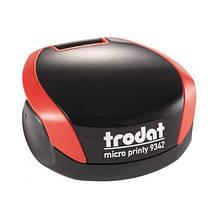Оснастка Trodat micro Printy 9342 карманная для печати 40 мм