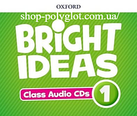 Аудио диск Bright Ideas 1 Class Audio CDs